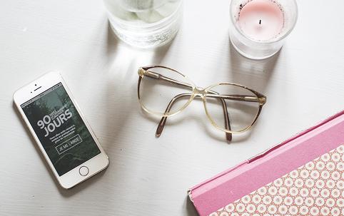 L'appli qui va vous aider à devenir cool et écolo en 90 jours.