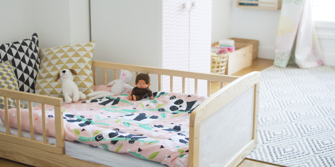4 conseils pour r ussir la chambre montessori de son enfant qui marche partie 1 wonderose. Black Bedroom Furniture Sets. Home Design Ideas