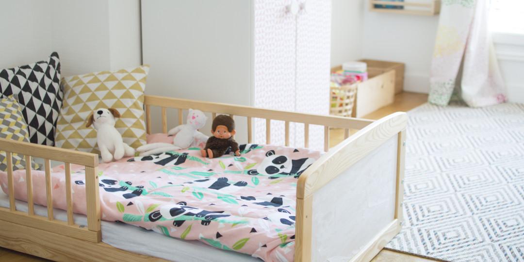 chambre montessori 4 ans chambre montessori 6 ans sol. Black Bedroom Furniture Sets. Home Design Ideas