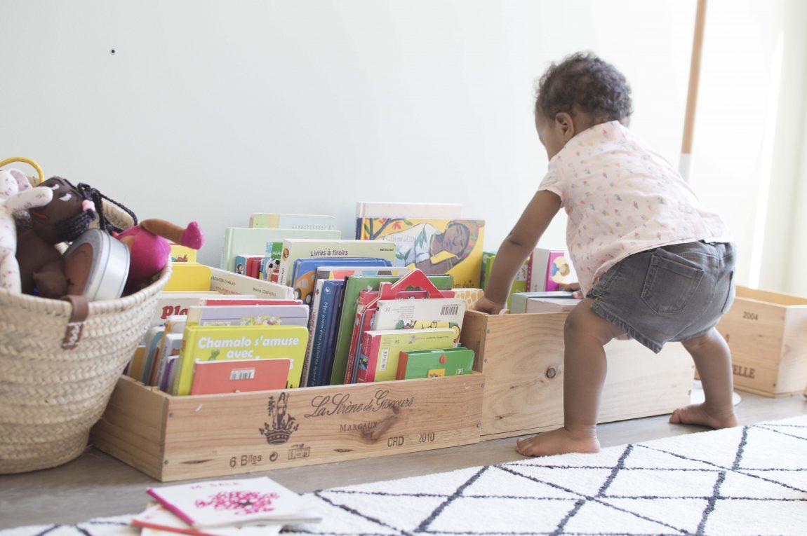 Une chambre Montessori pour deux - wondeRose